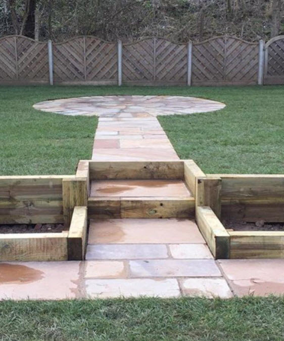 Landscaper Worcester Landscaping Services Worcestershire